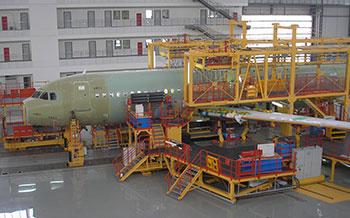 空客A320机库