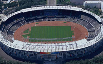 北京工人体育场草坪加热改造