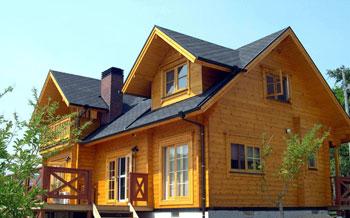北七家木屋别墅
