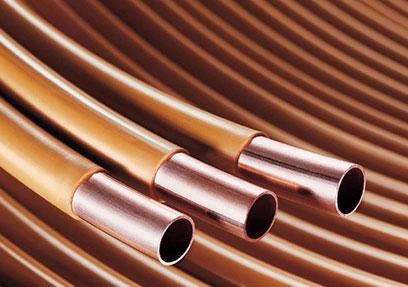 维兰德紫铜管地暖系统
