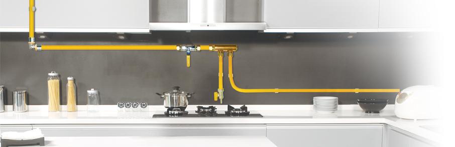 确保了燃气管道系统工作的安全性能