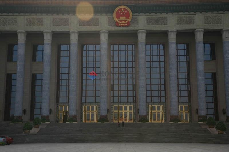 人民大会堂地暖改造工程