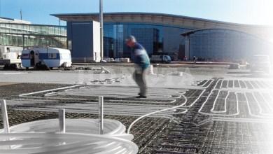 机场融冰地暖