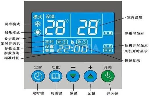 无水地暖系统控制器