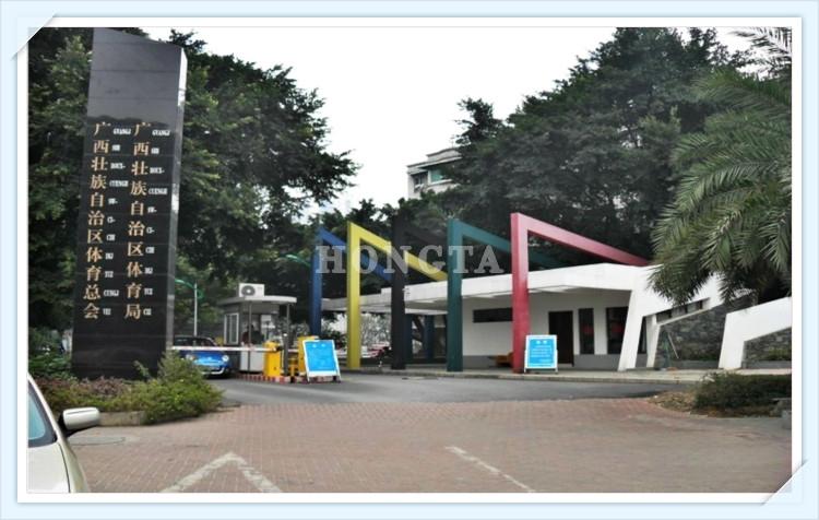广西体育局江南训练基地-泳池恒温除湿热泵