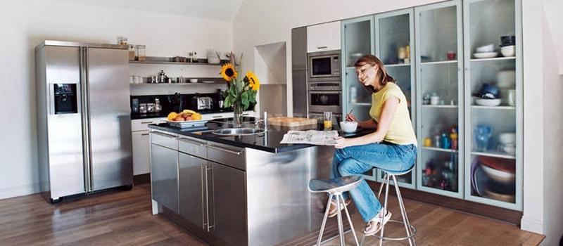 多层建筑厨房