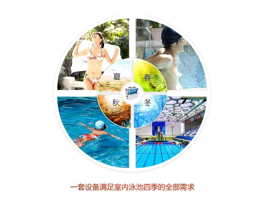酒店泳池地暖方案