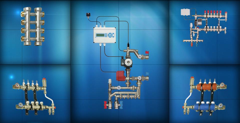意大利RBM辐射板采暖制冷系统