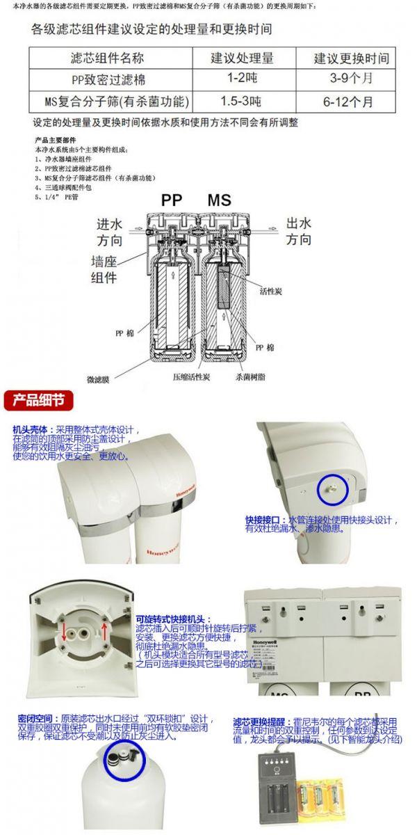 霍尼韦尔红塔水处理系统