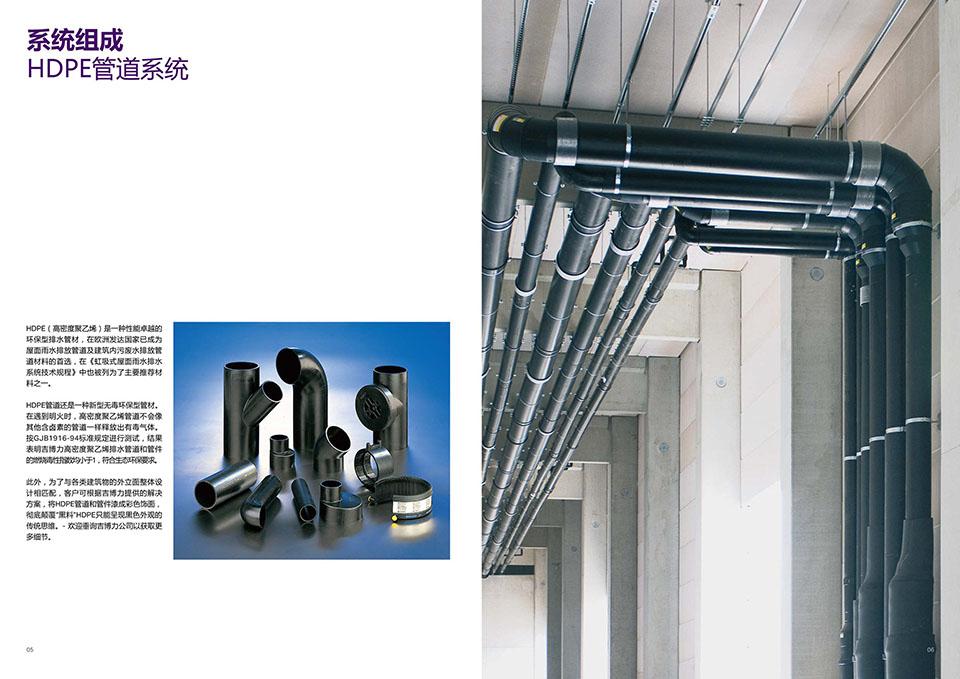 吉博力同程排水系统