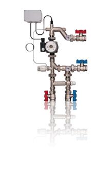 辐射空调分集水器