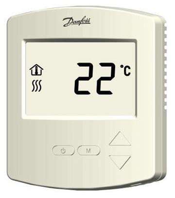 丹佛斯danfoss温控器
