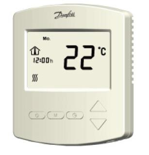 丹佛斯电子温控器efit440-地暖温控器