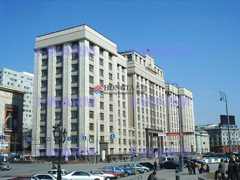 俄罗斯国家杜马(俄罗斯联邦会议的下议院)