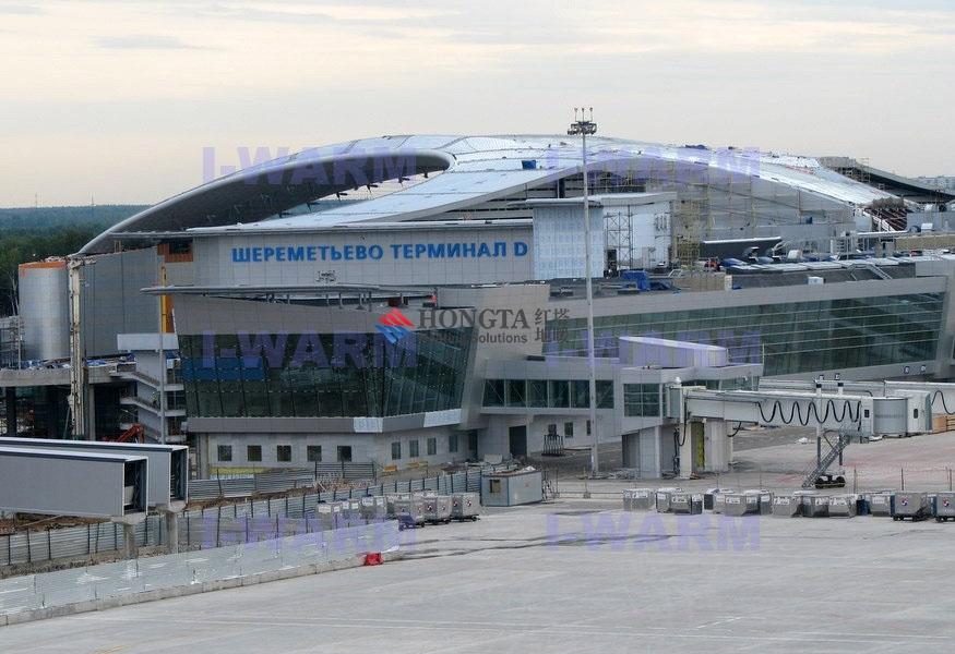 谢列梅捷沃机场,多莫杰多沃机场,伏努科沃机场