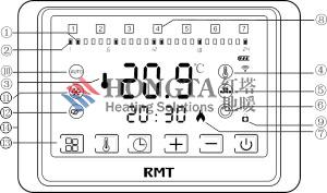 地暖温控器