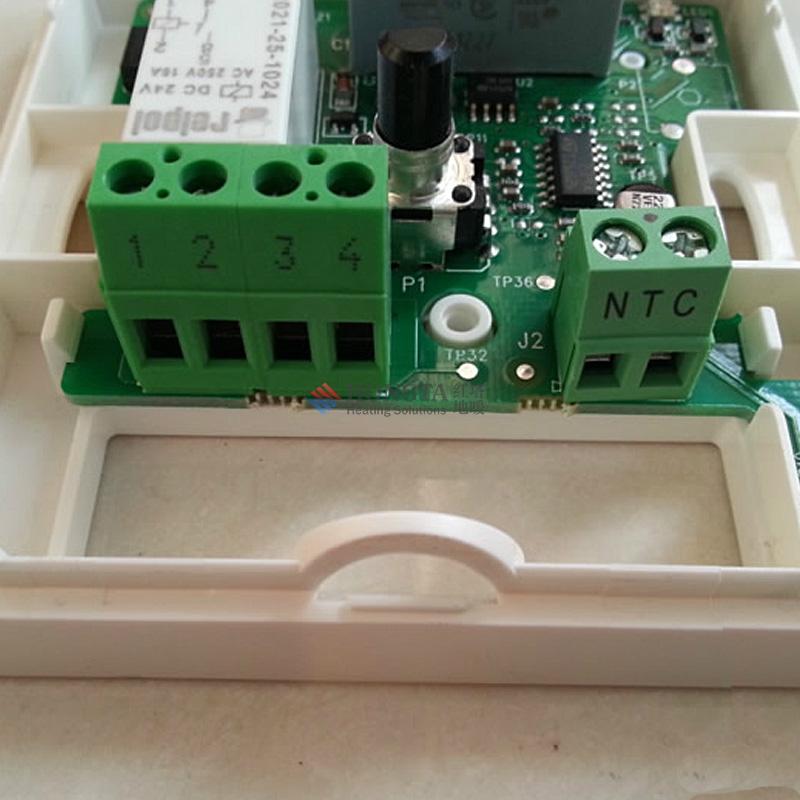丹佛斯 Danfoss EFET系列机械式地暖温控器