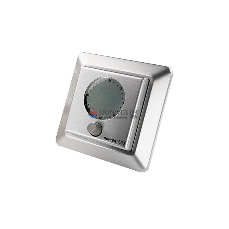 丹佛斯 Danfoss 550系列智能地暖地暖温控器