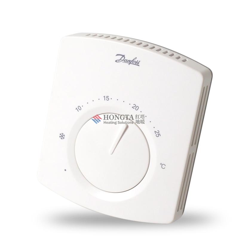 丹佛斯 Danfoss FH-CW系列地暖地暖温控器