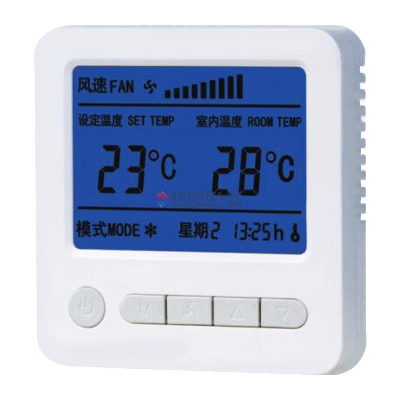 ANCOOL YH8018系列数字液晶地暖温控器